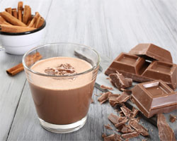 Smoothie de Chocolate